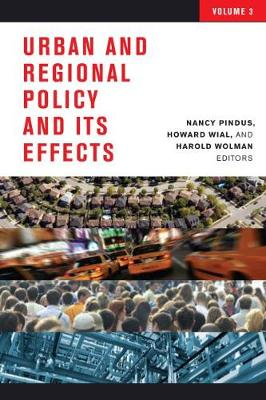 Urban and Regional Policy and Its Effects (Paperback)