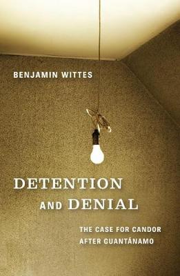 Detention and Denial: The Case for Candour after Guantanamo (Hardback)