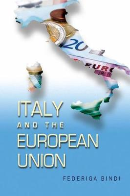 Italy and the European Union - Brookings-SSPA Series on Public Administration (Paperback)