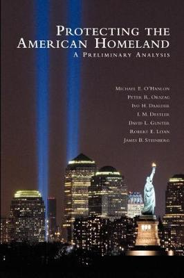 Protecting the American Homeland (Paperback)