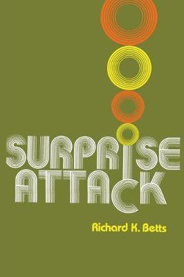 Surprise Attack: Lessons for Defense Planning (Paperback)