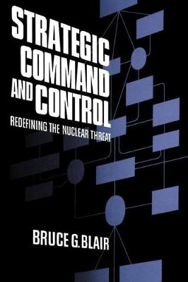 Strategic Command and Control (Paperback)