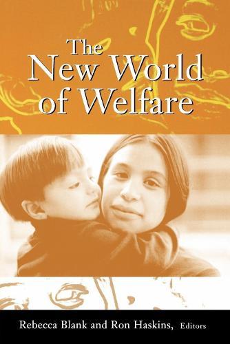 New World of Welfare (Paperback)