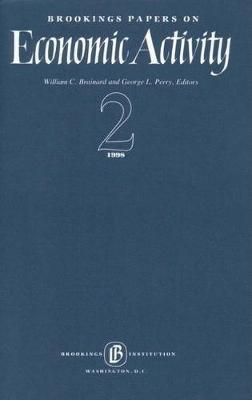 Brookings Papers on Economic Activity 1998:1, Macroeconomics - Brookings Papers on Economic Activity (Paperback)
