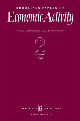 Brookings Papers on Economic Activity (Paperback)