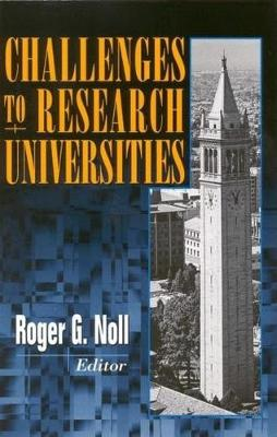 Challenges to Research Universities (Paperback)