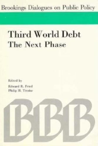 Third World Debt: The Next Phase (Paperback)