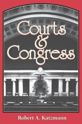 Courts and Congress (Paperback)