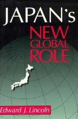 Japan's New Global Role (Paperback)