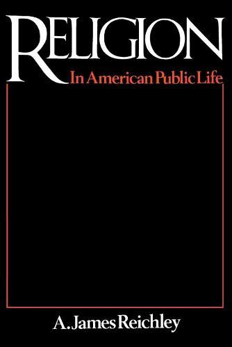 Religion in American Public Life (Paperback)
