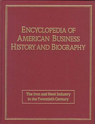 Iron and Steel in the Twentieth Century - Encyclopaedia of American Business History S. (Hardback)