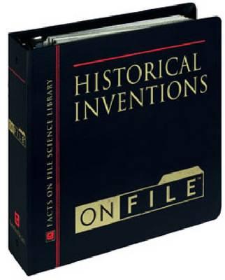 Historical Inventions on File (Hardback)