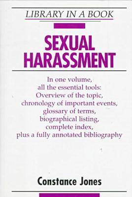 Sexual Harassment - Library in a Book (Hardback)