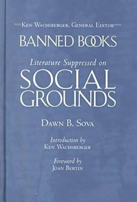 Literature Suppressed on Social Grounds - Banned Books (Hardback)