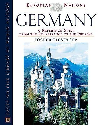 Germany - European Nations (Hardback)
