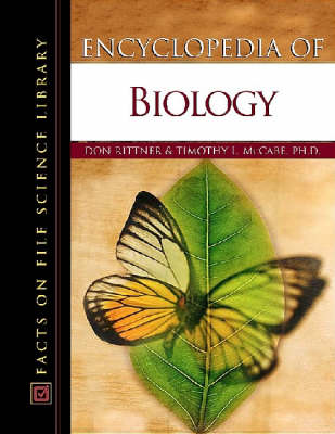 Encyclopedia of Biology (Hardback)