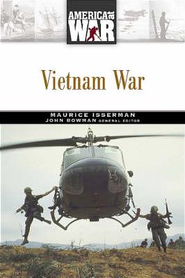 Vietnam War - America at War (Hardback)
