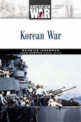 Korean War - America at War (Hardback)