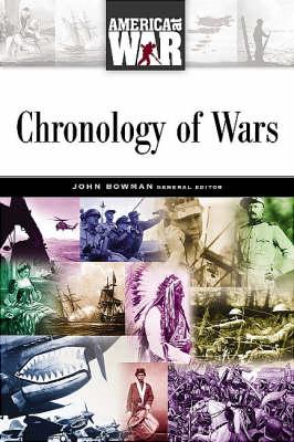 Chronology of Wars - America at War (Hardback)