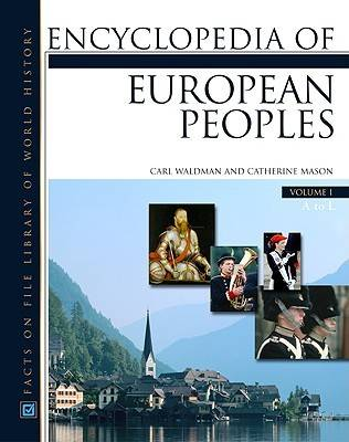 Encyclopedia of European Peoples (Hardback)
