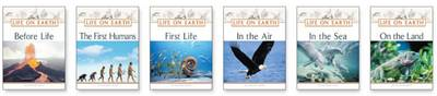Life on Earth Set - Life on Earth Series (Hardback)