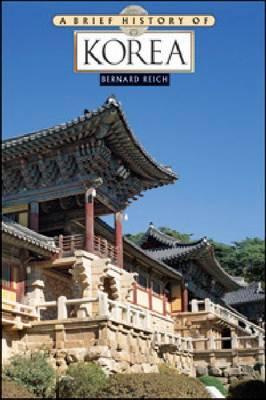 A Brief History of Korea - Brief History S. (Hardback)