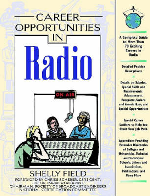 Career Opportunities in Radio (Hardback)