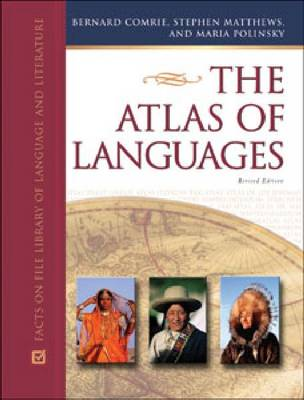 The Atlas of Languages (Hardback)