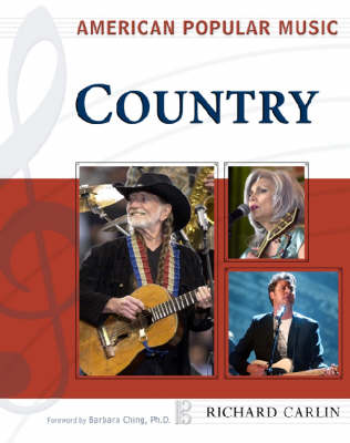 American Popular Music: Country (Hardback)