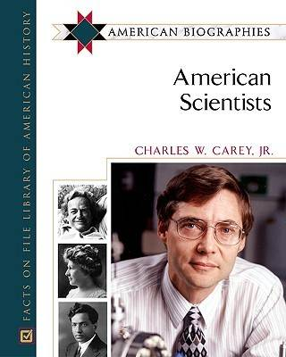 American Scientists - American Biographies (Hardback)