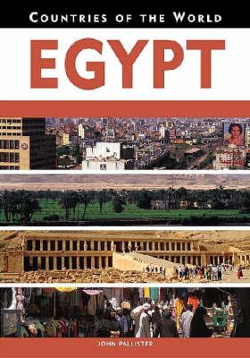 Egypt - Countries of the World (Hardback)
