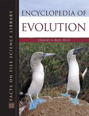 Encyclopedia of Evolution (Hardback)