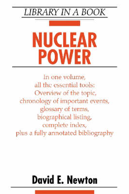 Nuclear Power - Library in a Book (Hardback)