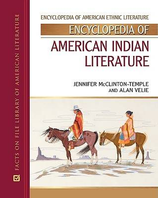 Encyclopedia of American Indian Literature (Hardback)