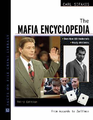 The Mafia Encyclopedia (Hardback)