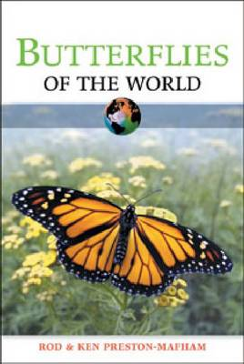 Butterflies of the World (Hardback)