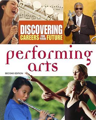 Performing Arts - Discovering Careers for Your Future Series (Hardback)