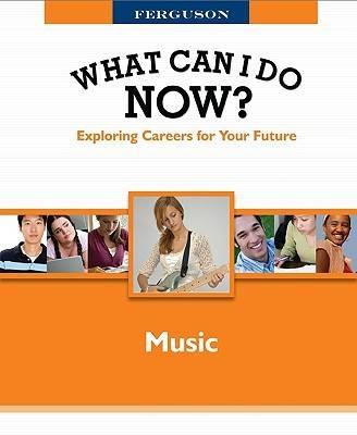 Music - Ferguson's Careers in Focus (Hardback)