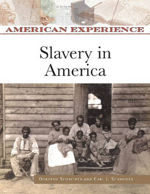 Slavery in America (Hardback)