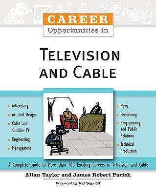 Career Opportunities in Television and Cable - Career Opportunities in... (Paperback)