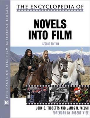 The Encyclopedia of Novels into Film (Paperback)