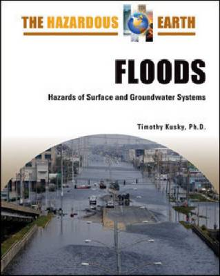 Floods: Hazards of Surface and Groundwater Systems - Hazardous Earth (Hardback)