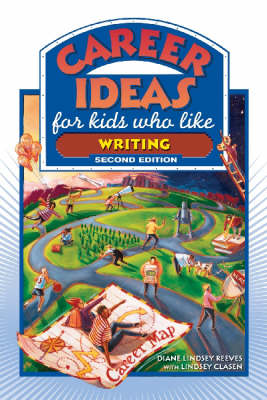 Career Ideas for Kids Who Like Writing (Hardback)