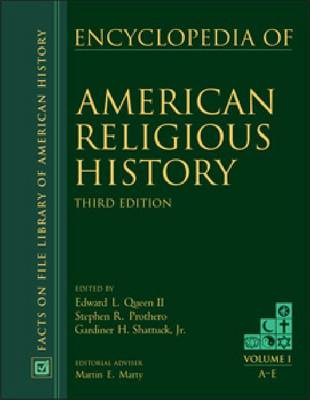 American Religious History (Hardback)