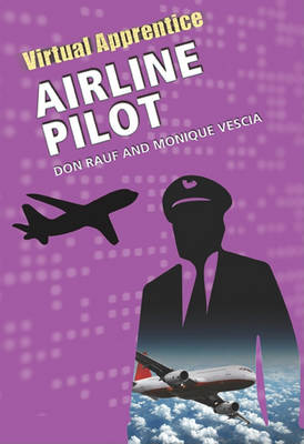 Virtual Apprentice: Airline Pilot (Hardback)