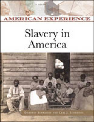 Slavery in America: An Eyewitness History (Paperback)