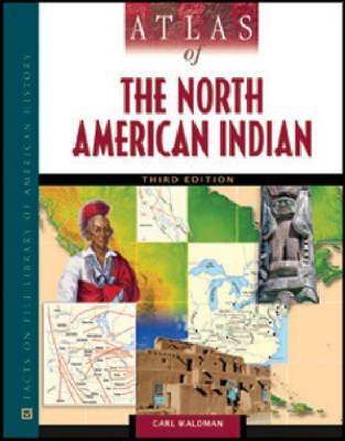 Atlas of the North American Indian (Hardback)