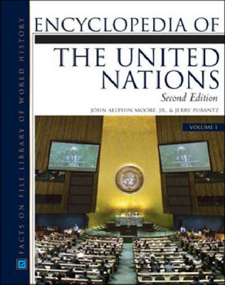 Encyclopedia of the United Nations (Hardback)