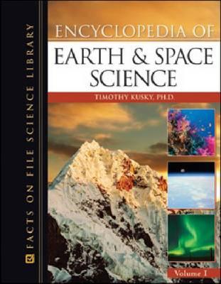 ENCYCLOPEDIA OF EARTH AND SPACE SCIENCE, 2-VOLUME SET - Science Encyclopedia (Hardback)