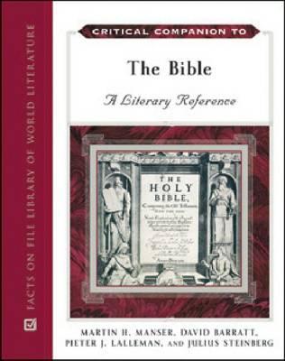 Critical Companion to the Bible (Hardback)